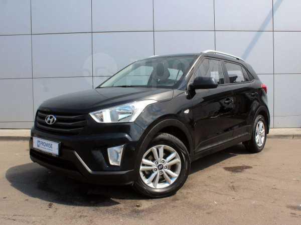 Hyundai Creta, 2017 год, 935 000 руб.