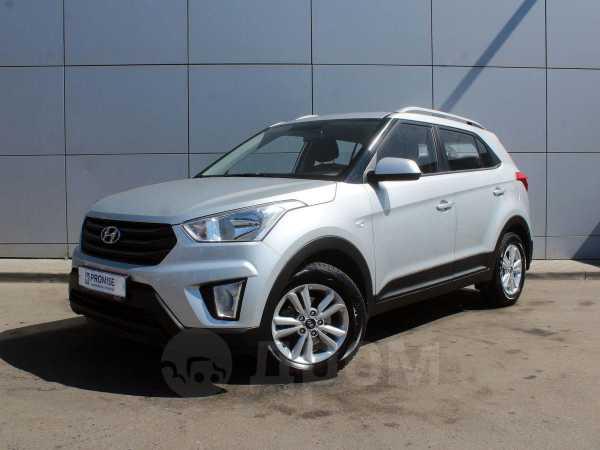 Hyundai Creta, 2016 год, 1 089 000 руб.