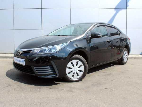 Toyota Corolla, 2016 год, 895 000 руб.