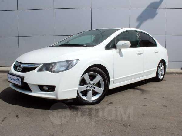 Honda Civic, 2010 год, 599 000 руб.