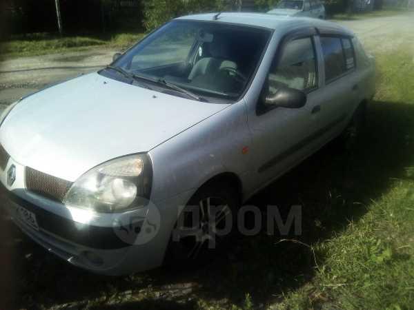 Renault Symbol, 2003 год, 100 000 руб.