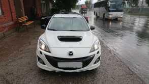 Новосибирск Mazda3 MPS 2012