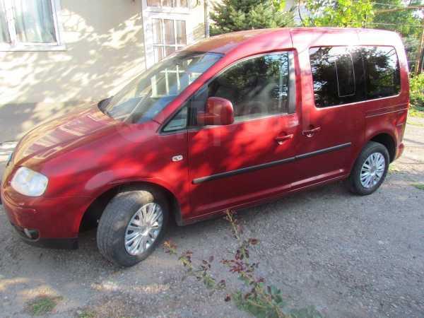 Volkswagen Caddy, 2008 год, 490 000 руб.