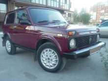 Бердск 4x4 2121 Нива 2001