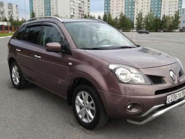 Renault Koleos, 2008 год, 549 000 руб.