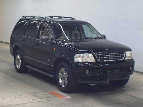 Ford Explorer, 2003 год, 245 000 руб.