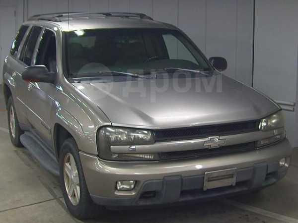 Chevrolet TrailBlazer, 2003 год, 235 000 руб.