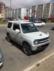 Suzuki Jimny, 2002 г., Хабаровск