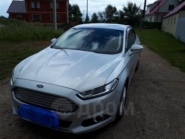 Ford Mondeo, 2015 год, 1 040 000 руб.