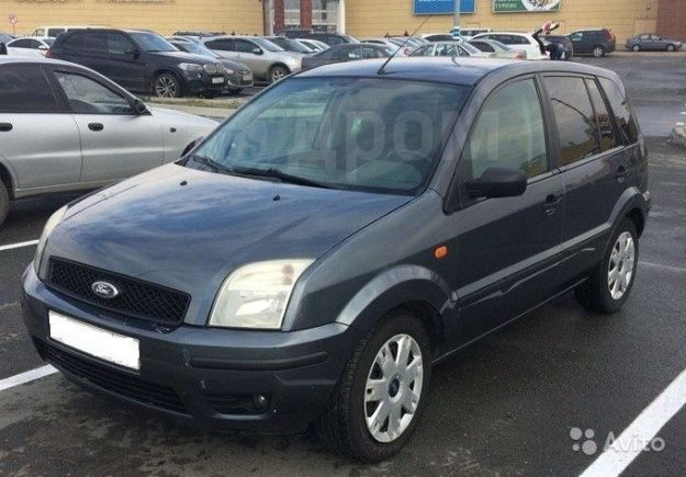Ford Fusion, 2005 год, 240 000 руб.