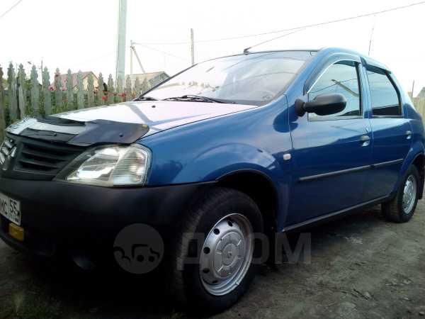 Renault Logan, 2006 год, 205 000 руб.