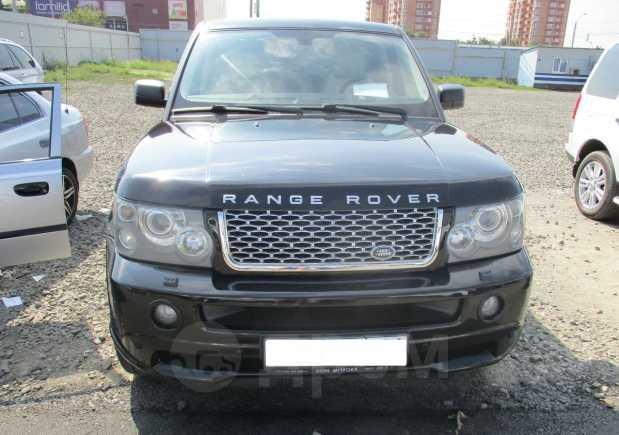 Land Rover Range Rover, 2006 год, 770 000 руб.