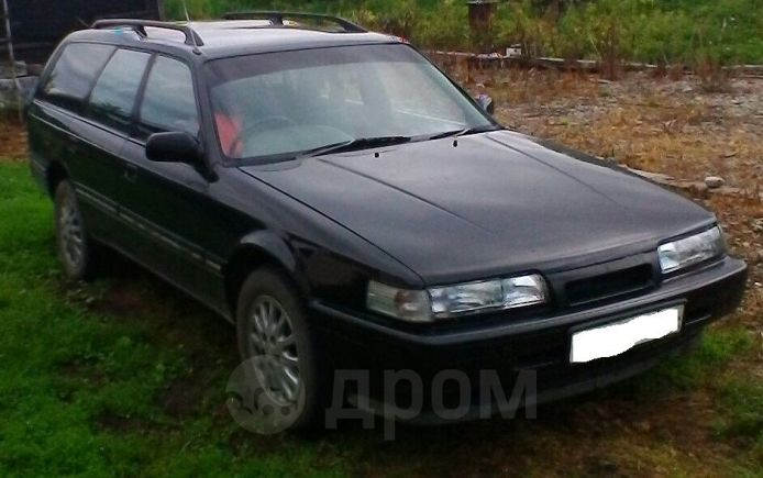 Ford Telstar, 1992 год, 160 000 руб.