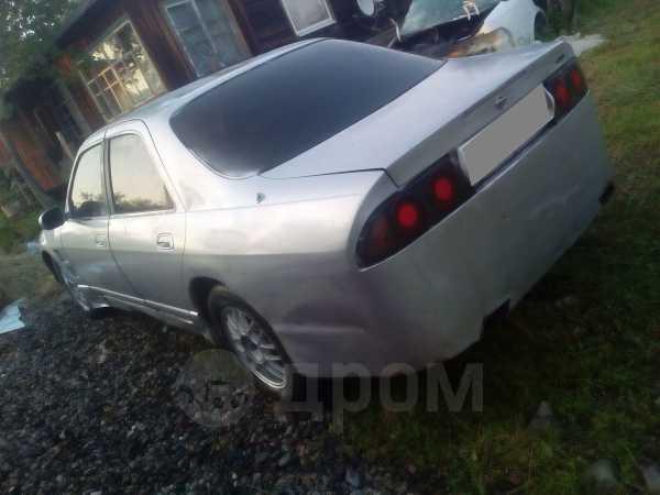 Nissan Skyline, 1996 год, 130 000 руб.