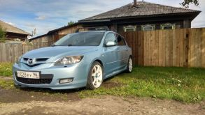 Верхняя Салда Mazda3 2006