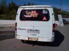 ГАЗ 2217 Баргузин, 2001 г., Тюмень