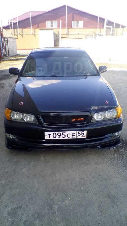 Toyota Chaser, 1998 год, 348 000 руб.