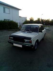 ВАЗ (Лада) 2107, 2001 г., Новосибирск