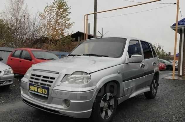 Chevrolet Niva, 2007 год, 258 000 руб.