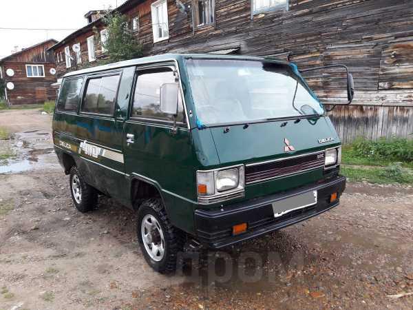 Mitsubishi Delica, 1986 год, 85 000 руб.