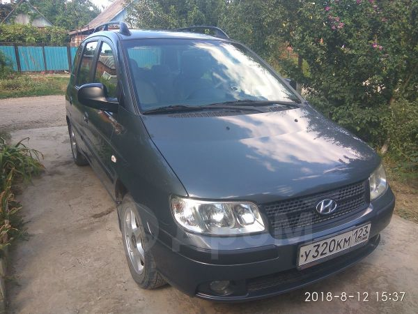 Hyundai Matrix, 2007 год, 310 000 руб.