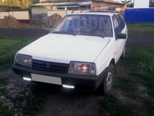Лада 2109, 1996 год, 20 000 руб.