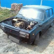 ВАЗ (Лада) 2105, 1998 г., Омск