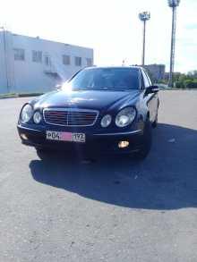 Тула E-Class 2003