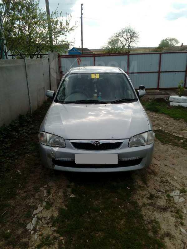 Mazda Familia, 2000 год, 145 000 руб.