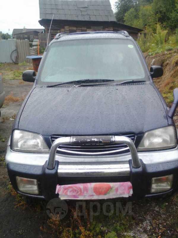 Daihatsu Terios, 1998 год, 210 000 руб.