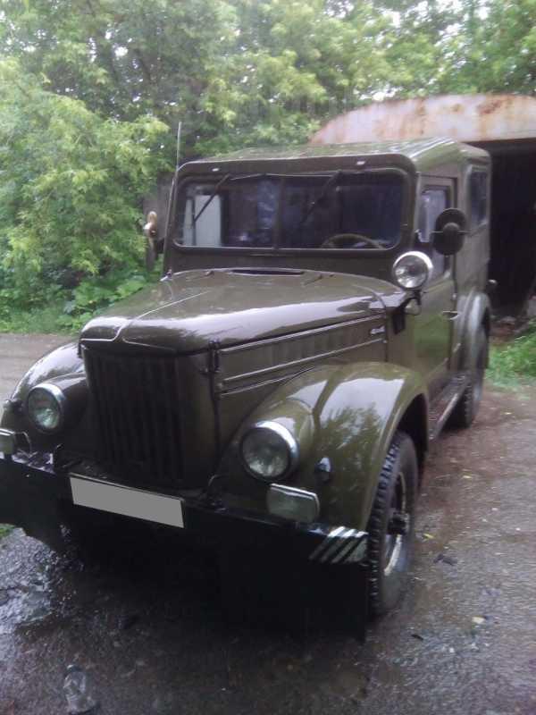 ГАЗ 69, 1962 год, 115 000 руб.