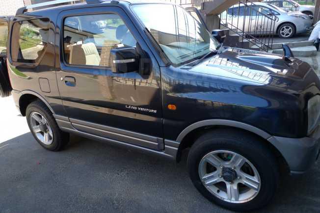 Suzuki Jimny, 2008 год, 170 000 руб.