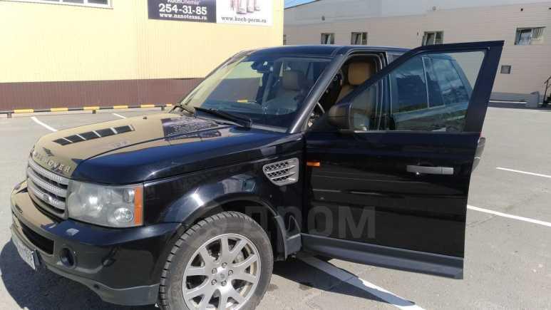 Land Rover Range Rover Sport, 2007 год, 620 000 руб.