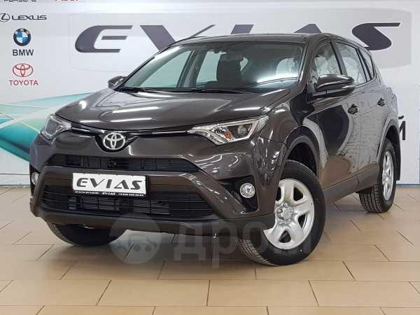 Toyota RAV4, 2018 год, 1 673 000 руб.