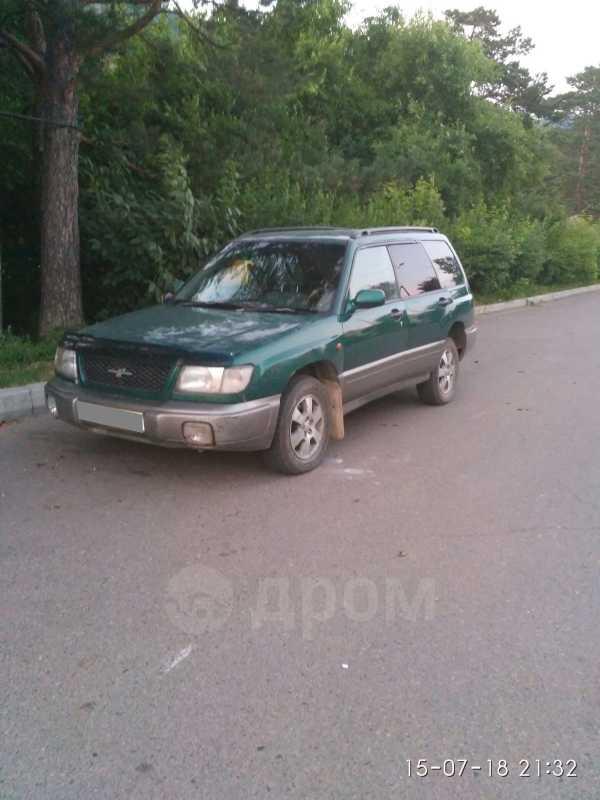 Subaru Forester, 1997 год, 215 000 руб.