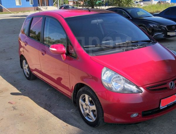 Honda Jazz, 2008 год, 270 000 руб.
