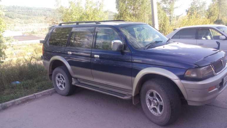 Mitsubishi Challenger, 1998 год, 500 000 руб.