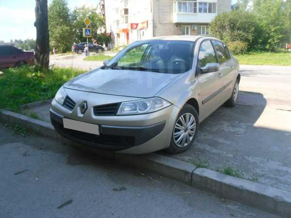 Renault Megane, 2007 год, 219 190 руб.