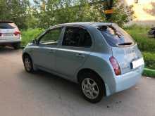 Nissan March, 2005 г., Хабаровск