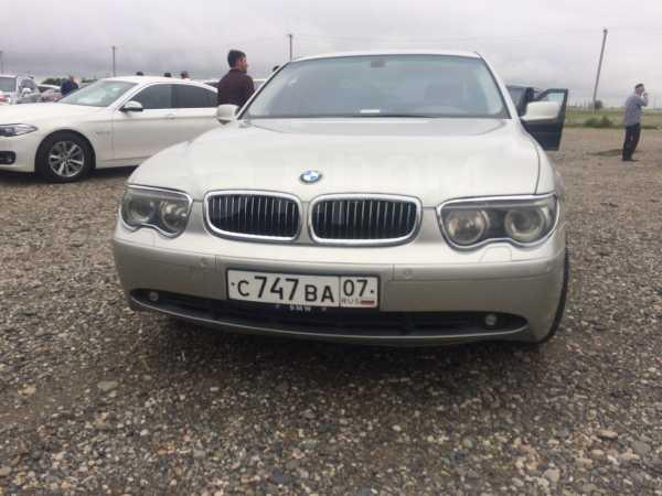 BMW 7-Series, 2002 год, 600 000 руб.