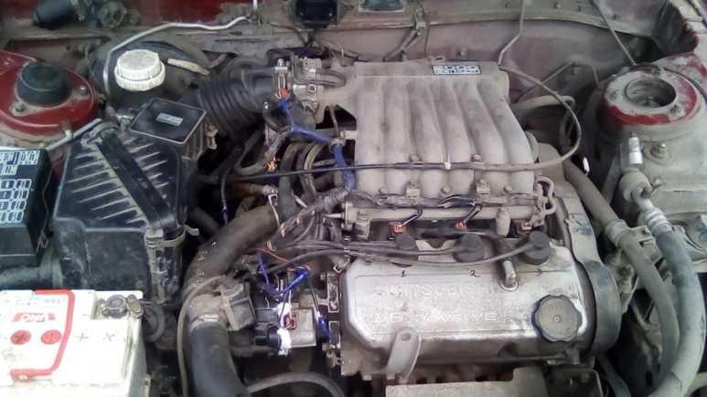 Mitsubishi Emeraude, 1993 год, 65 000 руб.