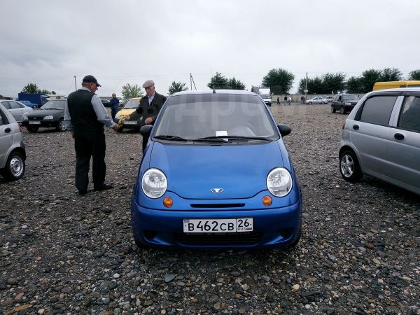 Daewoo Matiz, 2010 год, 158 000 руб.