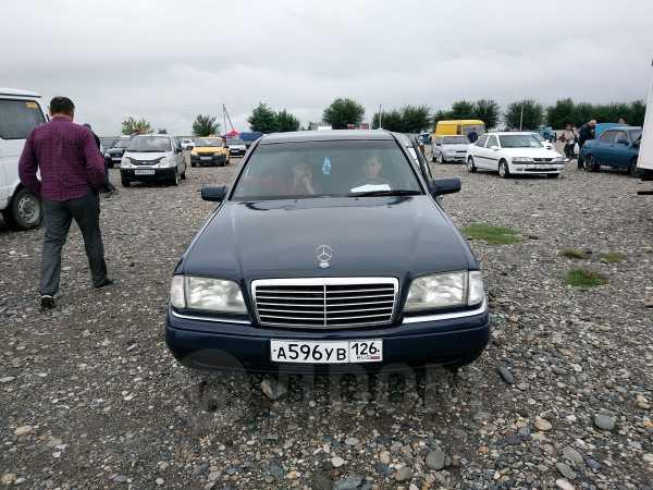 Mercedes-Benz C-Class, 1996 год, 220 000 руб.