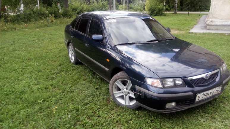 Mazda 626, 1999 год, 200 000 руб.