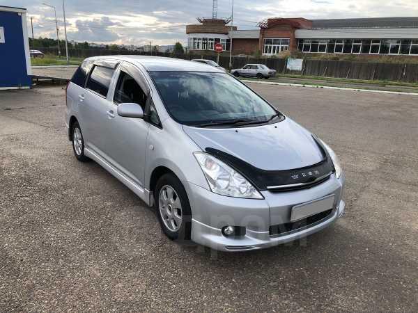 Toyota Wish, 2005 год, 545 000 руб.