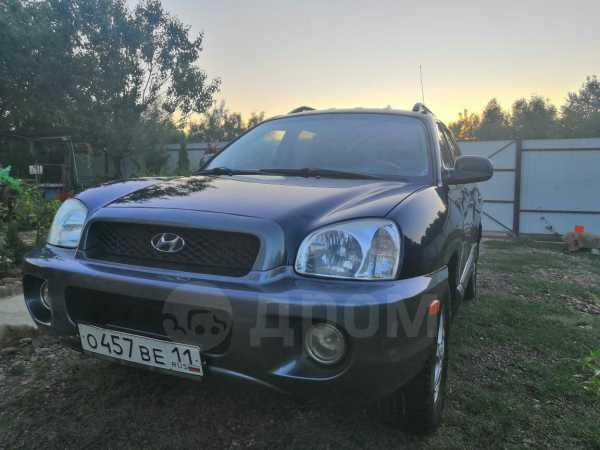 Hyundai Santa Fe, 2004 год, 360 000 руб.