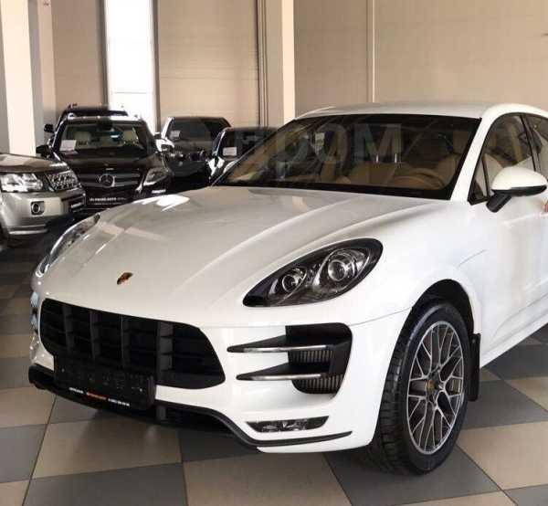 Porsche Macan, 2014 год, 3 400 000 руб.
