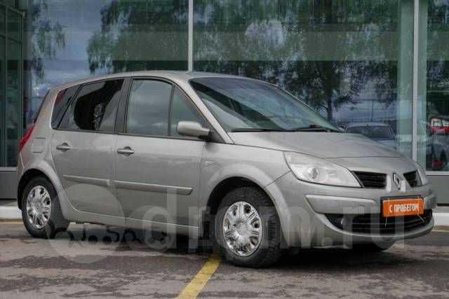 Renault Scenic, 2007 год, 225 000 руб.