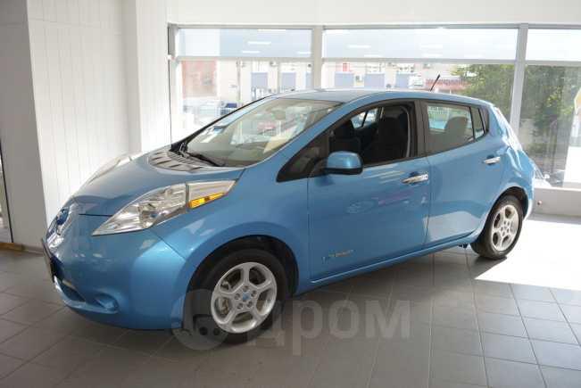 Nissan Leaf, 2013 год, 1 260 000 руб.