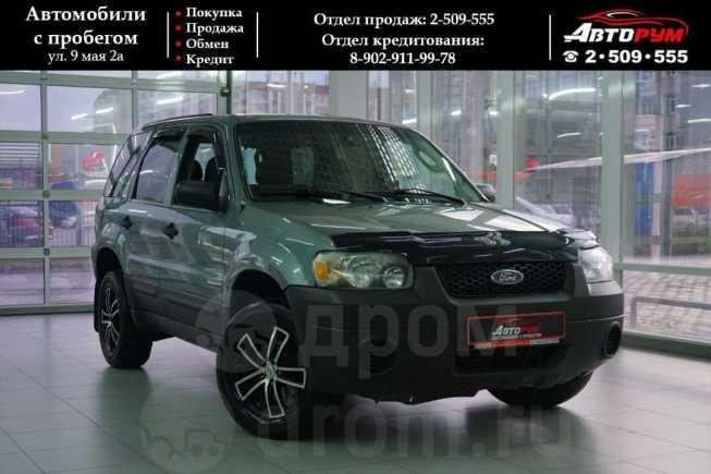 Ford Escape, 2004 год, 427 000 руб.